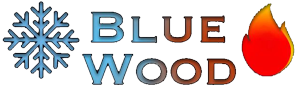 Blue Wood Heating and Air LLC Logo
